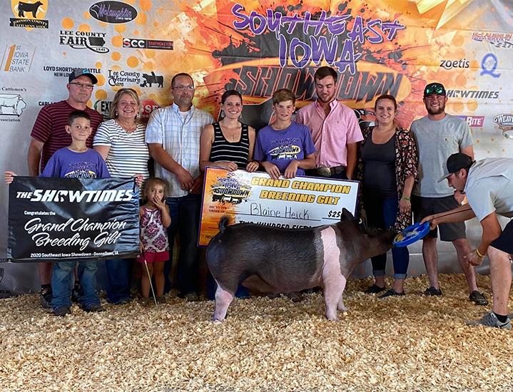 WinMor Winners